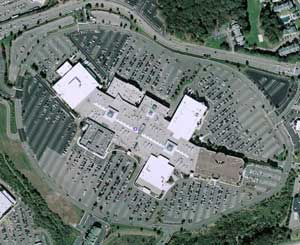 Mall.  Google earth photo.